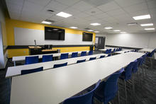 Image of classroom S108 Lindquist Center