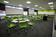 Image of classroom S110 Lindquist Center