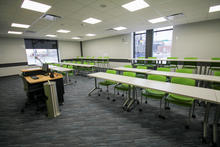 Image of classroom S116 Lindquist Center