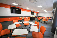 Image of classroom S118 Lindquist Center