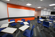 Image of classroom S120 Lindquist Center