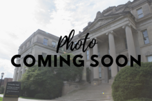 Photo of Schaeffer Hall with text photo coming soon
