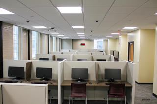 Photo of North Campus Testing Center W212  Chemistry Building
